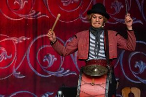 Kaltenberger Ritterturnier Bühnen Show