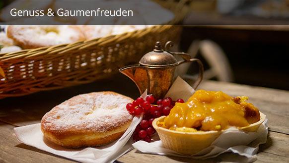 Kaltenberger Ritterrturnier Genuss & Gaumenfreuden