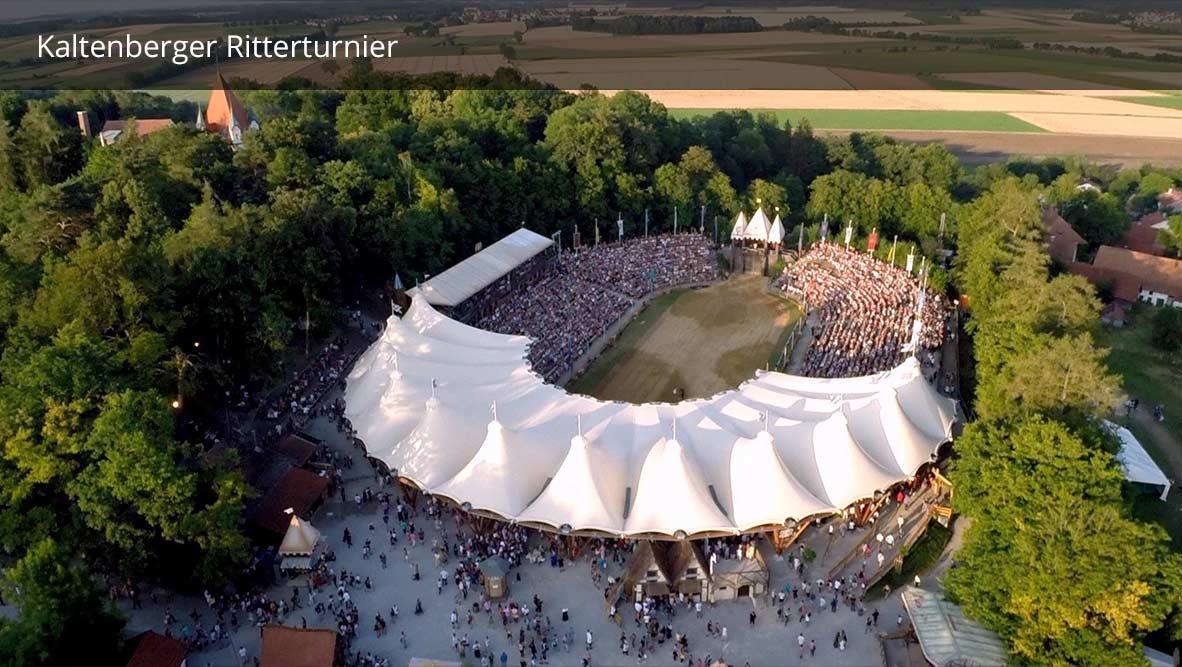 Kaltenberger Ritterturnier Video