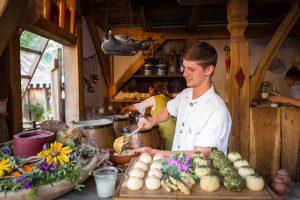 Kaltenberger Ritterturnier Gastronomie