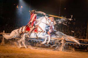 Kaltenberger Ritterturnier Arena Show