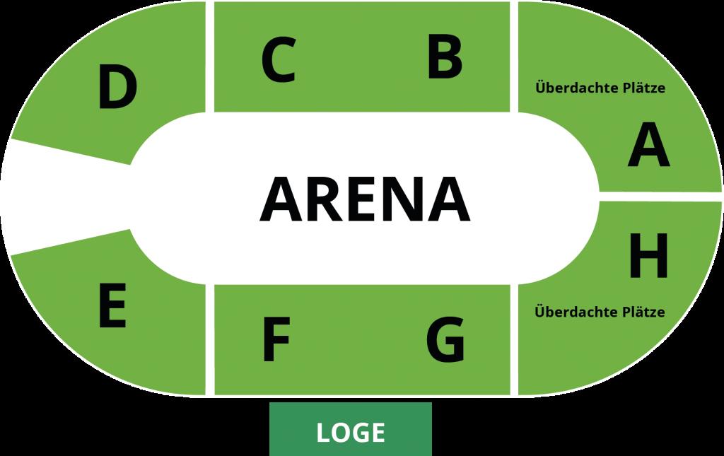 Kaltenberger Ritterturnier Arena
