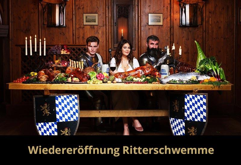 Kaltenberger Ritterturnier Ritterschwemme